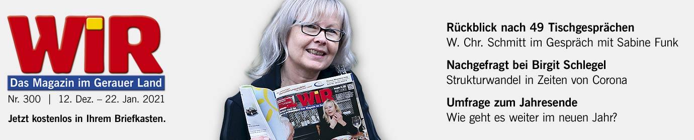 Das WIR-Magazin im Gerauer Land